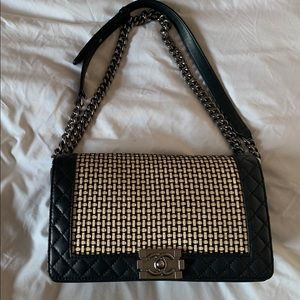 Chanel Reverso Old medium plus